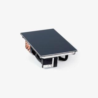 Kylhäll GN 1/1 Inbyggt kylsystem / RAL 7016