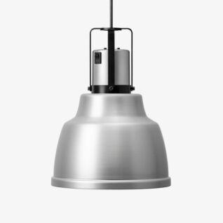 Heat Lamp Focus IO Standard Cord Aluminium