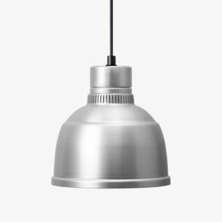 Heat Lamp Focus RS Standard Cord Aluminium
