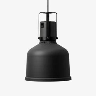 Heat Lamp Focus RS Standard Cord Black