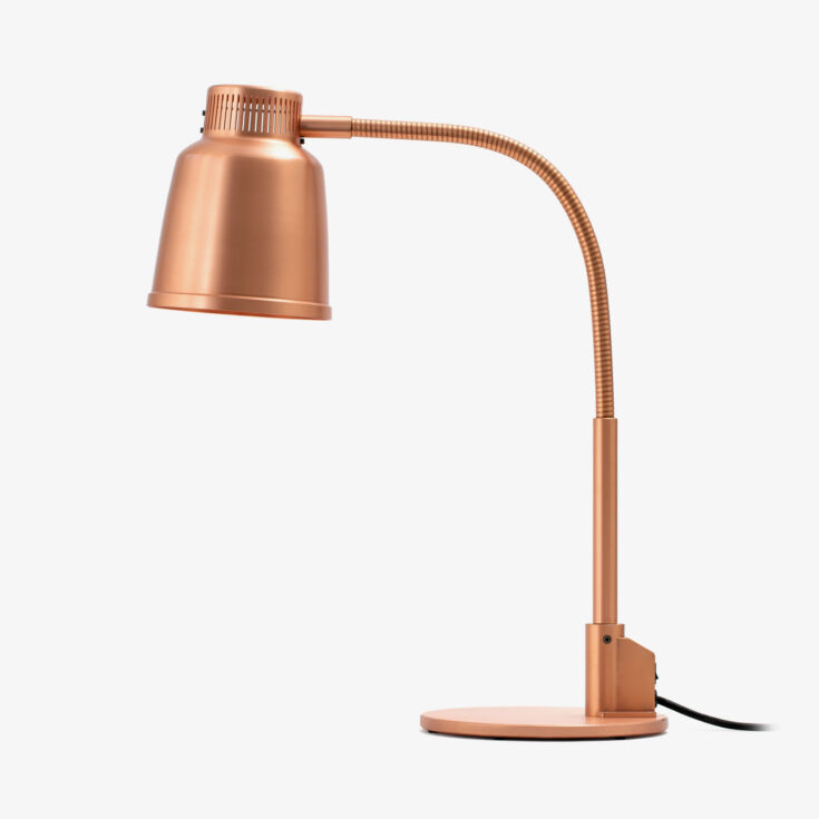 Stayhot Freestanding Heat Lamp Focus LPF Copper