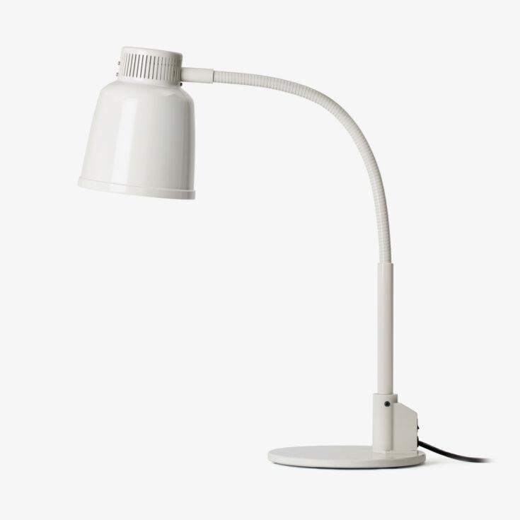Stayhot Freestanding Heat Lamp Focus LPF White