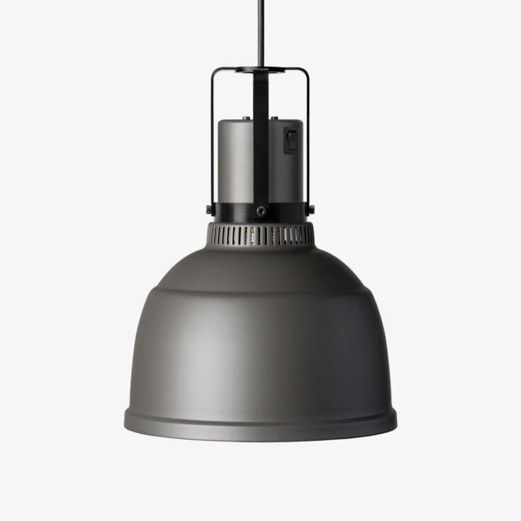 Stayhot Heat Lamp Focus RO Standard Cord Umbra Grey